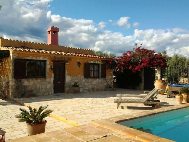Villa Romántica - L'AMETLLA DE MAR  - Alpstuga