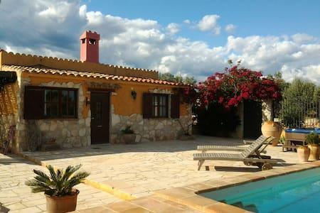 Villa Romántica - L'AMETLLA DE MAR  - Chalé