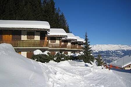chalet aux Collons, Valais, Suisse