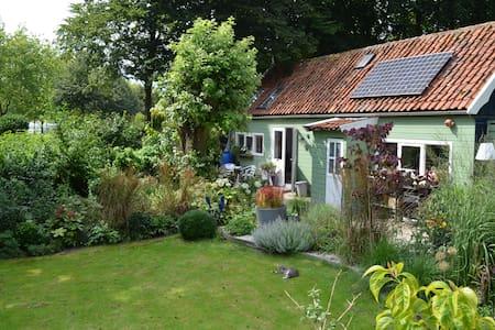 Romantic gardenhouse in Beemster - Zuidoostbeemster - กระท่อม