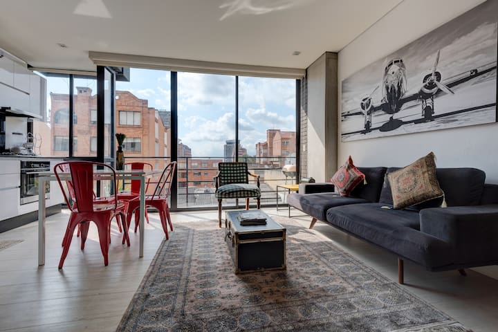 Super Trendy Apartment in Zona G