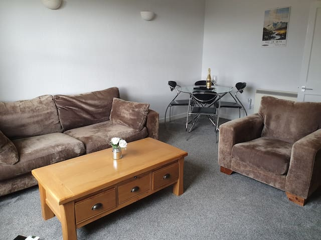 Central Portree 2 Bedroom Apartment