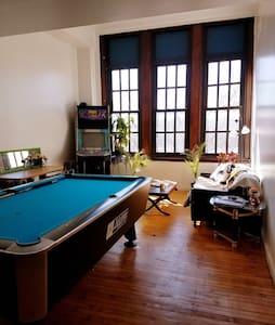 Retrolicious Dream Palace! - Philadelphia - Apartemen