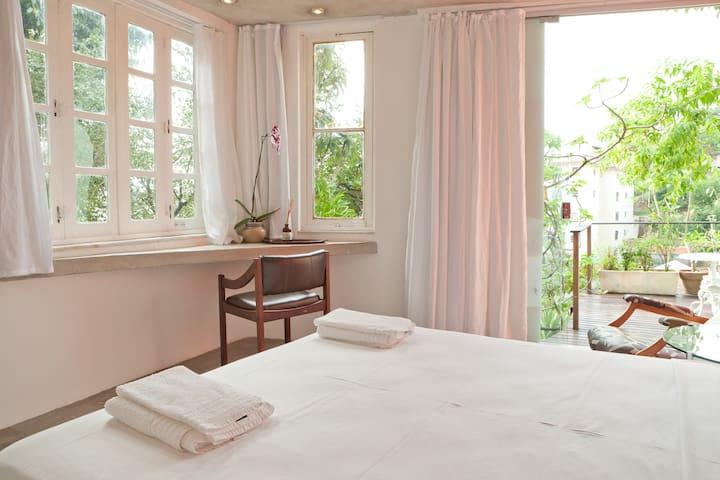 Casa da Santa Room Recanto do Saguy