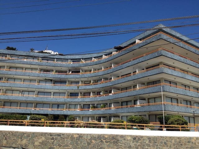 lovely apartment first beach line - Viña del Mar - Apartmen