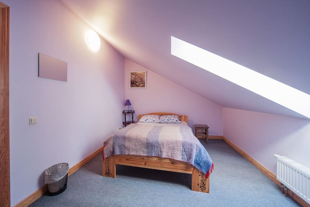Violet Bedroom
