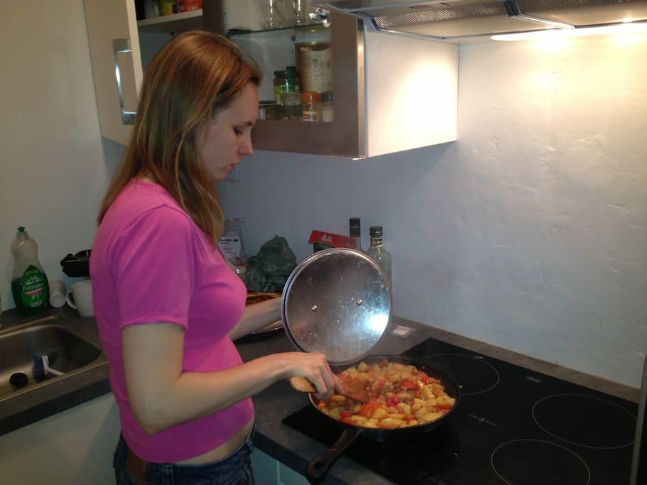 Cuisine moderne et fonctionelle