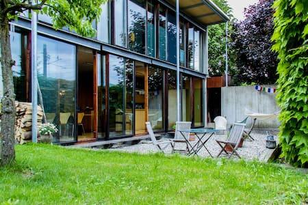 Ruhiges Zimmer in Patio-Haus - Lauterach - Дом