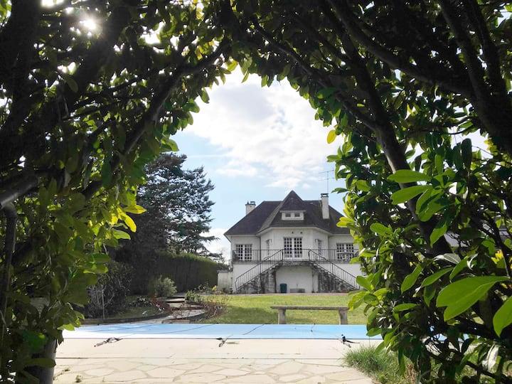 Family House in Loiret