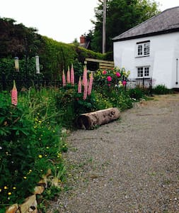 One bed farmhouse annexe. - Bude