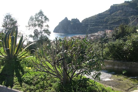 NEAR TAORMINA TO M.20 FROM THE BEAC - Sant'Alessio Siculo - Lejlighed