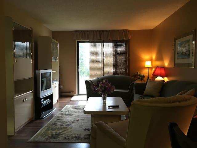 Condo in Beautiful Bc Rockies - Elkford - Appartement en résidence