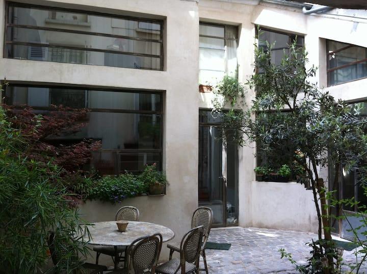 Maison de 130 m2 à Montmartre