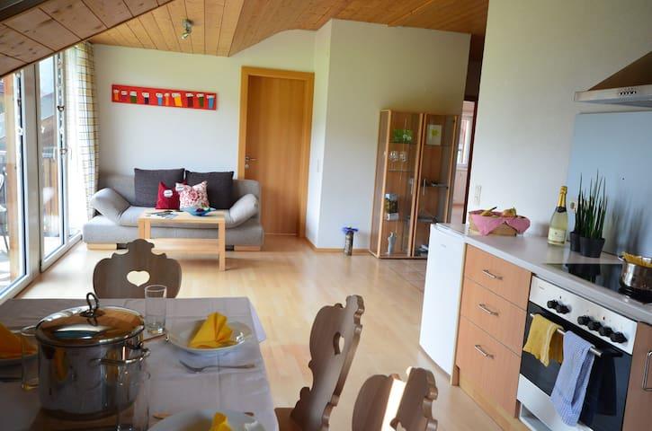 100 m² - Wohnung mit Traumaussicht