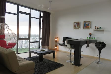 #18-21 Apartment @3 mins Austin Height Water Park - Johor Bahru