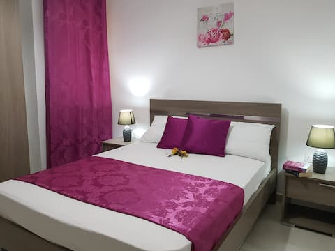 **Room in Modern Apartment!** 2