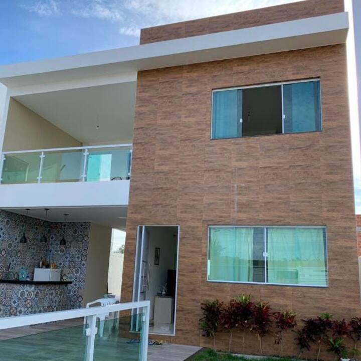 Excelente Estadia, Casa em Arembepe Camaçari Bahia