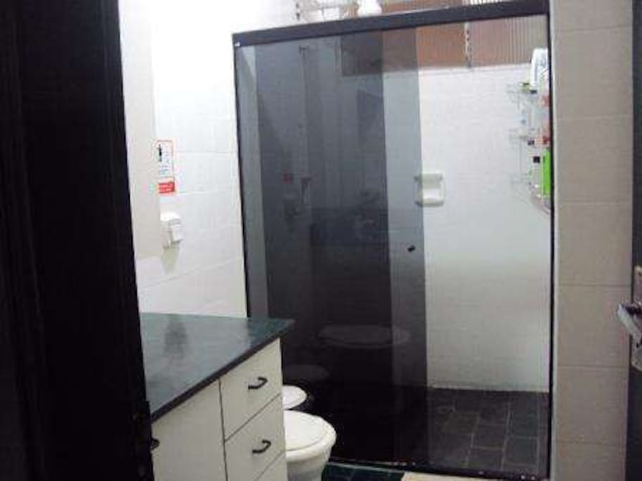 Banheiro do piso de cima