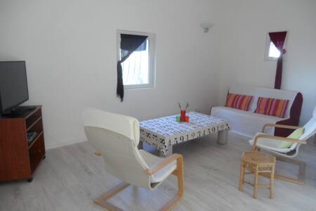 55 m² haut de maison avec jardin - La Fare-les-Oliviers - 公寓
