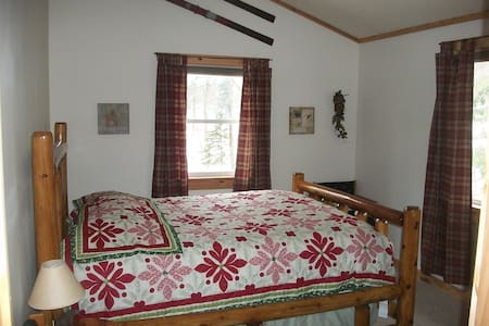 COZY BOYNE AREA VACATION PARADISE NEAR BOYNE MTN.! - Boyne City