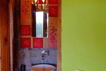 Bathroom in Samba