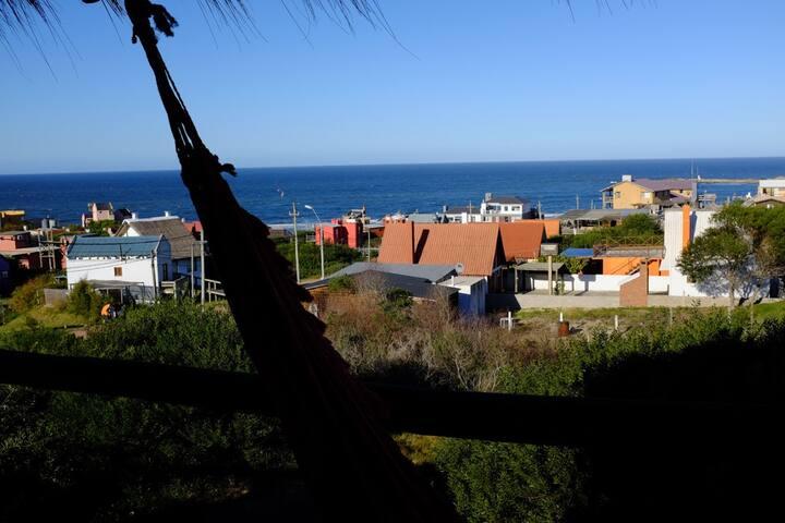 Views from Las Bossas of Rivero Beach