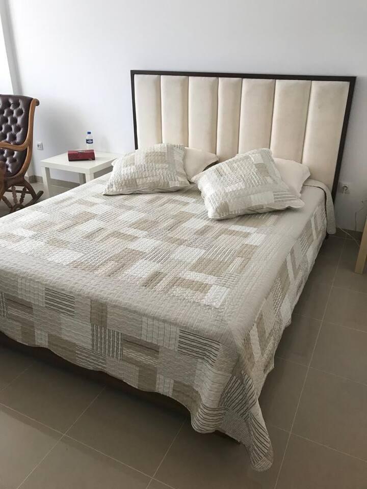 Appartement meublé en résidence  climatisé