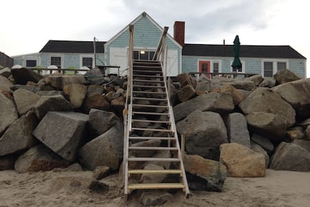 Private Beach with Rustic Cotttage - Biddeford