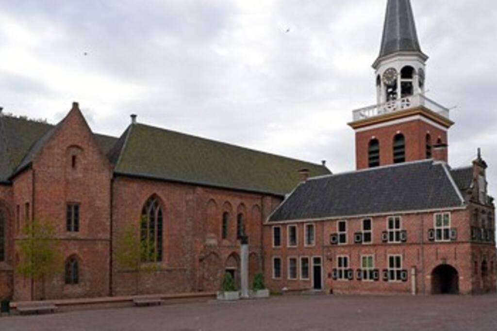 Church city center