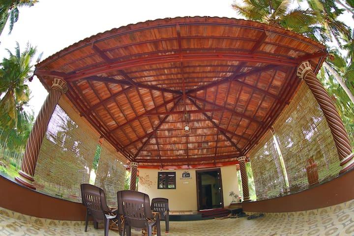 PN Farm House - Pollachi - Casa