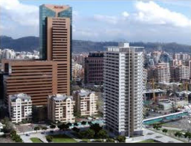 departamento 2 dormitorios 2 baños - Santiago - Apartament