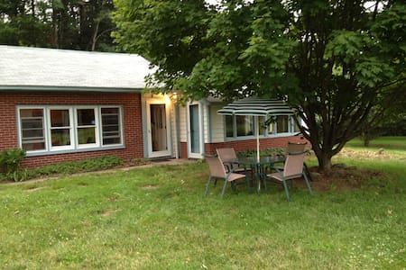Creek Berry Cottage - Hurleyville - บ้าน