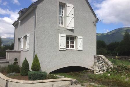 Moulin rénové vallee d aspe