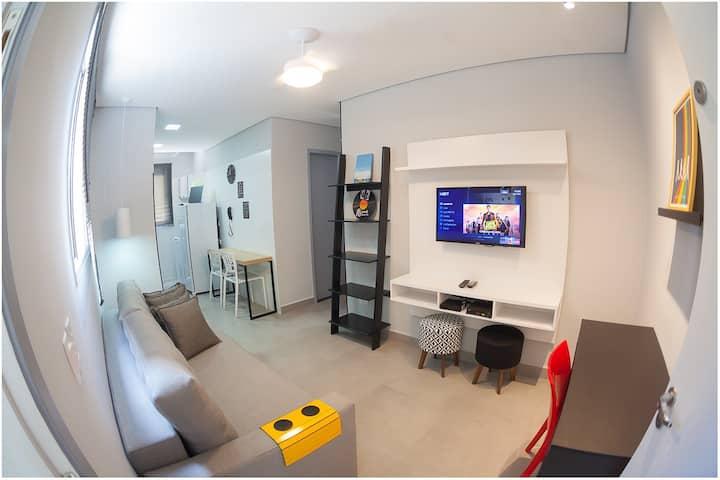 Apartamento Design Próximo da Zona Industrial
