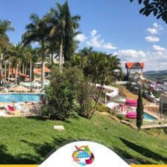 Parque aquatico, Itá aquatic park