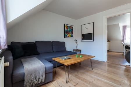 Wonderful apartment with PERFECT location - Aarhus - Apartamento