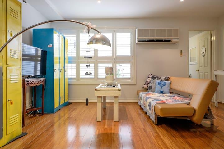 Loft Apartment in Brisbane City - Spring Hill - Wohnung