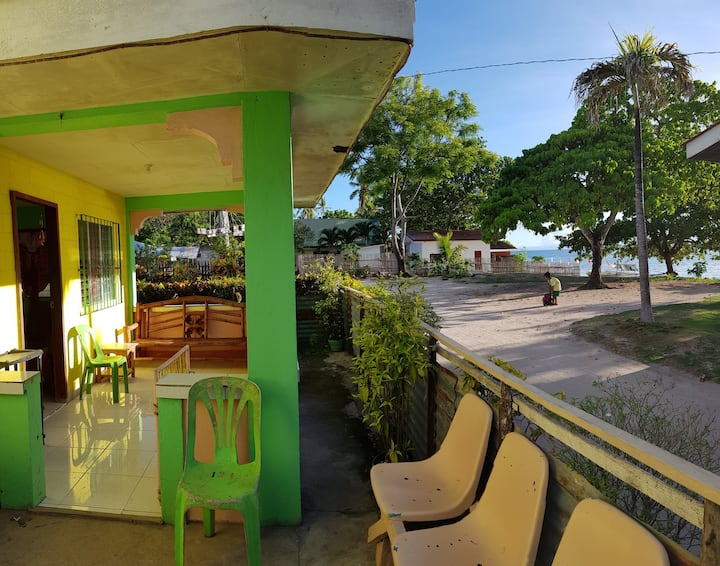 White Beach Vacation House in Camotes Island - G