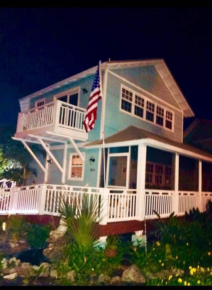 Oceanview Apartment & Balcony The Blue Heron House