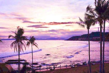 清水湾珊瑚宫殿美丽海边的家