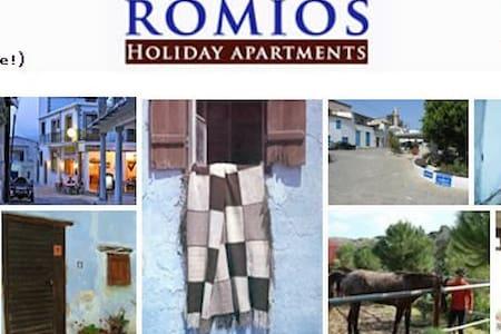 Traditional Village Apartments  - Kalavasos - Apartment