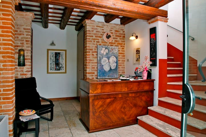 6 piccoli appartamenti senza cucina - Borgoricco - Bed & Breakfast