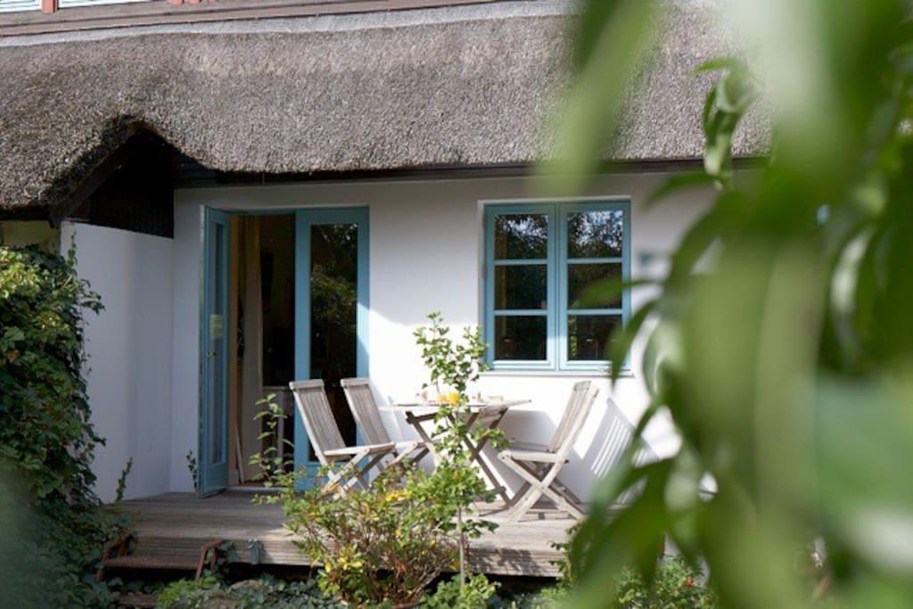 die ostsee direkt vor der t r h user zur miete in wismar mecklenburg vorpommern deutschland. Black Bedroom Furniture Sets. Home Design Ideas