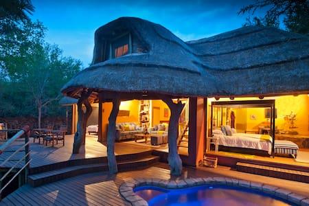 Jaci's Safari Lodge Self-Catering Nare Suite