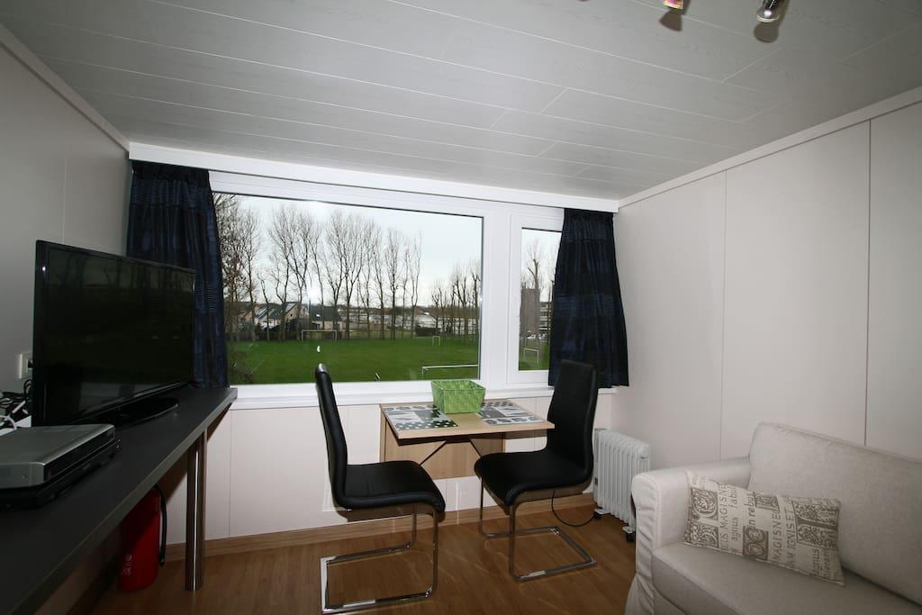 Studio 2 pers aparte slaapkamer appartementen te huur in de haan vlaanderen belgi - Ontwikkel een studio van m ...