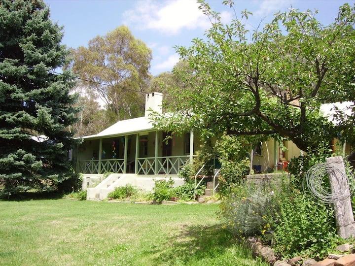 A quiet cottage, plenty of space