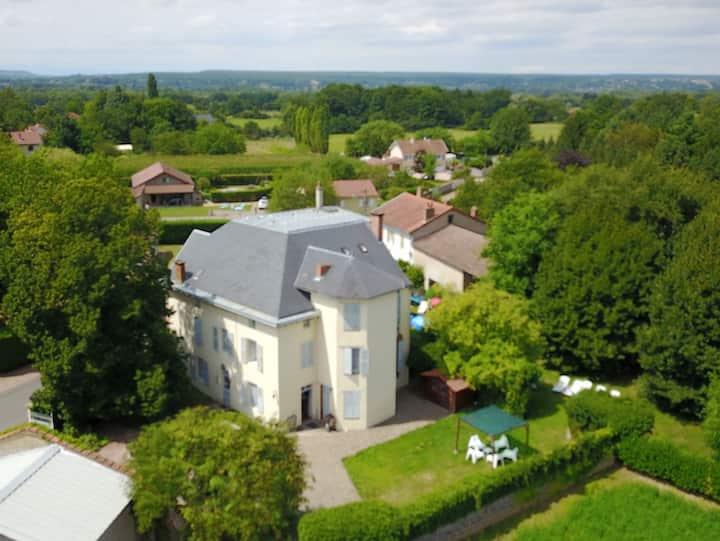 Chambres d'Hôtes Les Breuils à 15 mn de Vichy