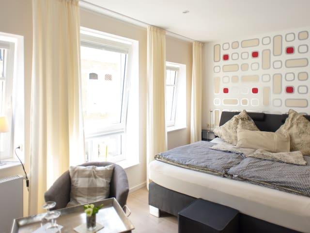 Doppelzimmer-Superior-Ensuite Dusche