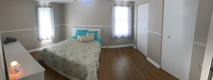 Master Bedroom in Homeside, Hamilton.