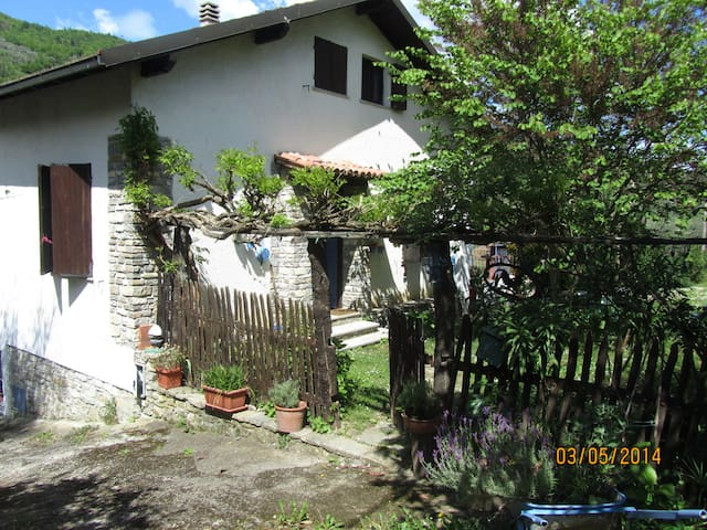 Country house in a quiet village - Stellanello - House
